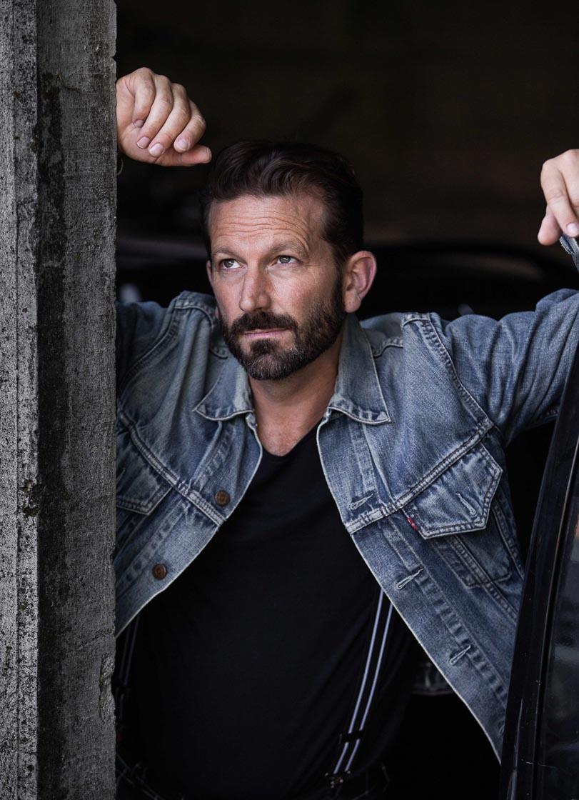 Oliver Stein, Schauspieler - Agentur aziel, Berlin